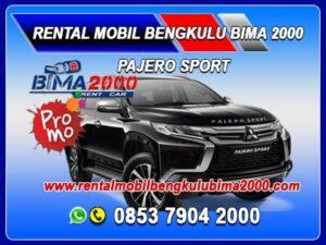 rental mobil bengkulu pajero sport